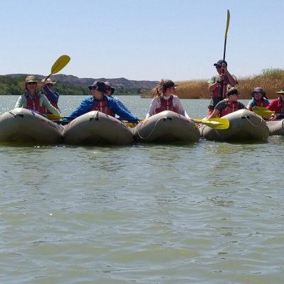 Adventure Kayaking